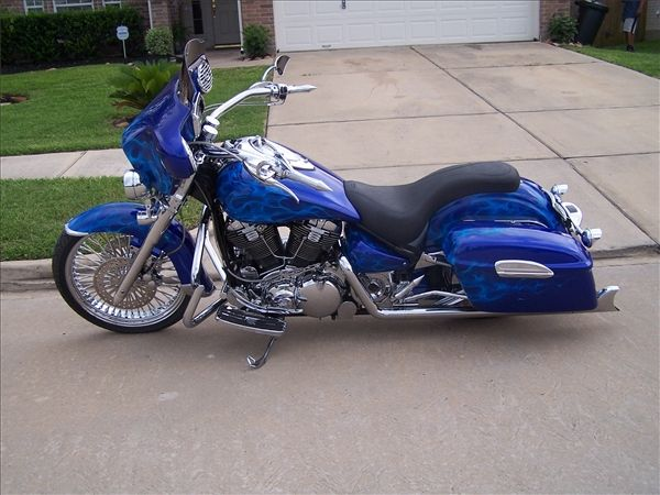Cool Motorcycles - Belair