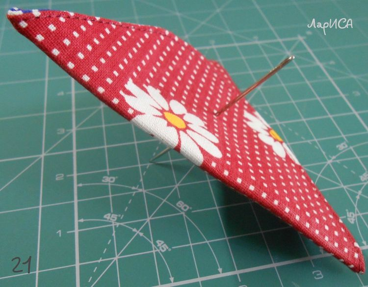 Triangle Folding Pouch Tutorial