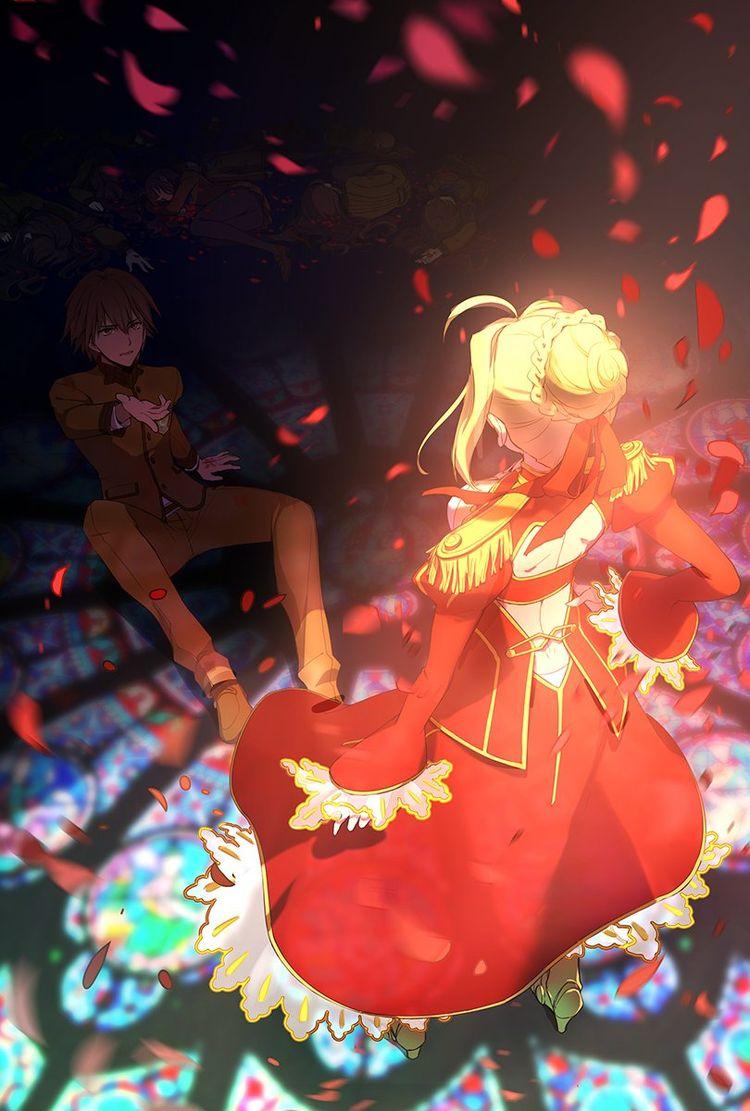 Fate/Extra - Nero & Hakuno