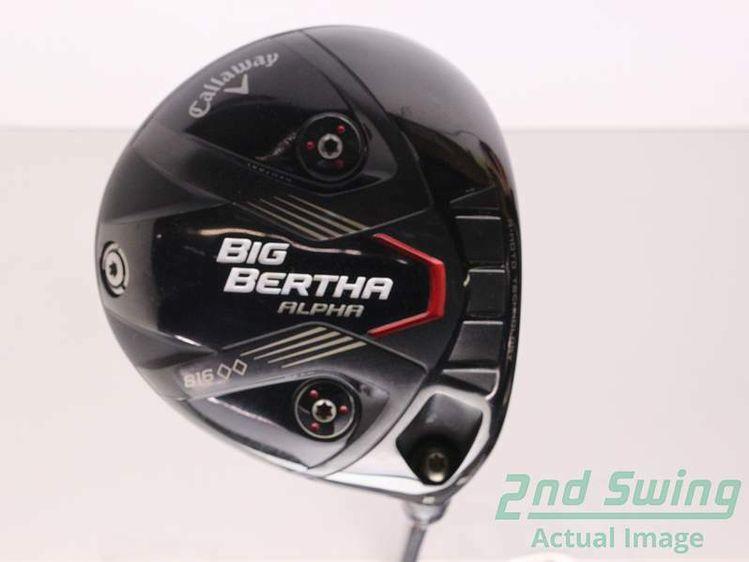 Ebay Sponsored Callaway Big Bertha Alpha 816 Dbd Driver 9