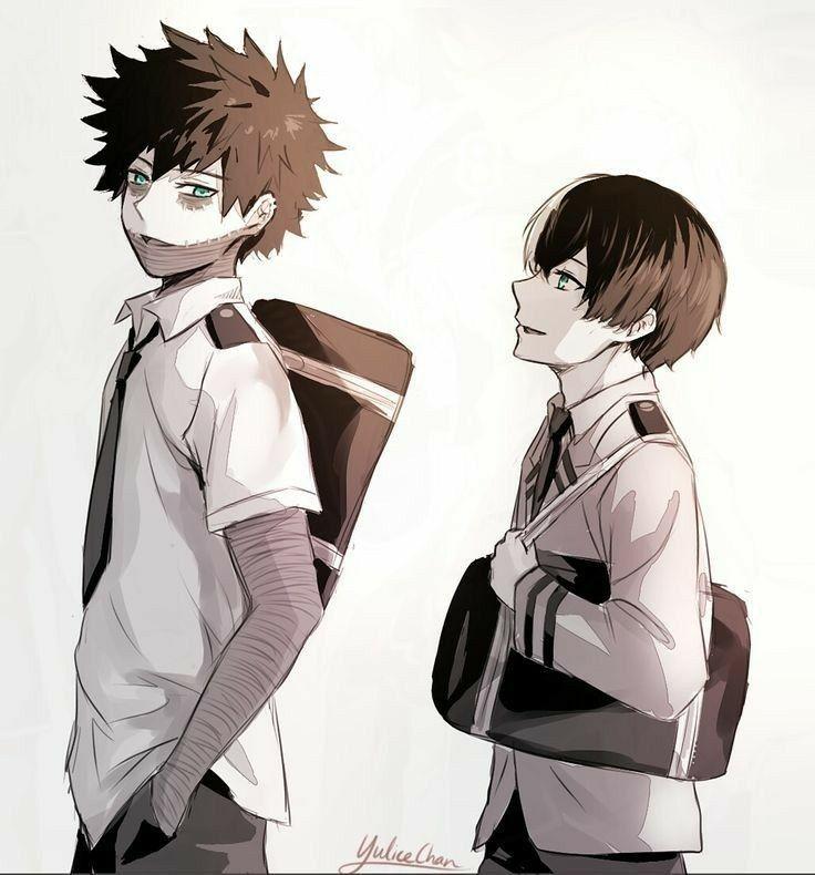 Touya & Shoto Todoroki