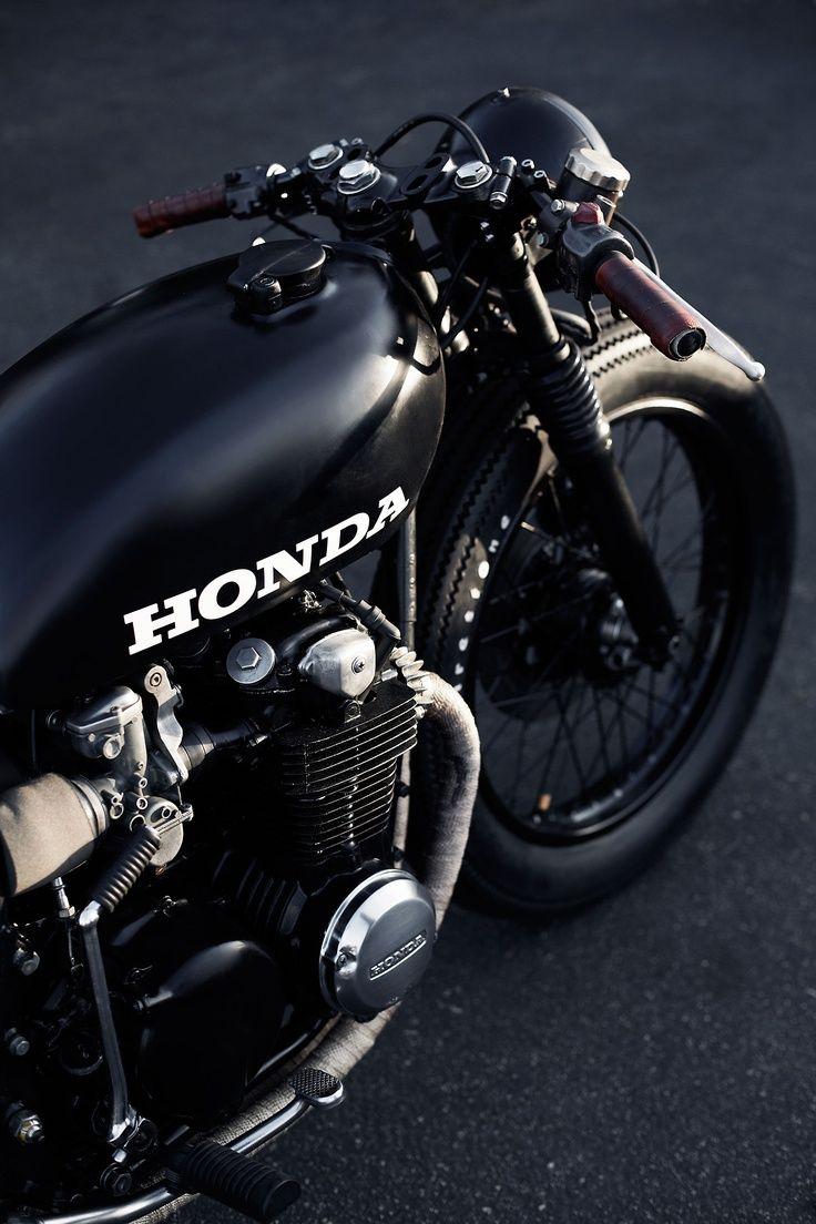 Honda Cafe #moto #honda #mecanique #motor #motocycles