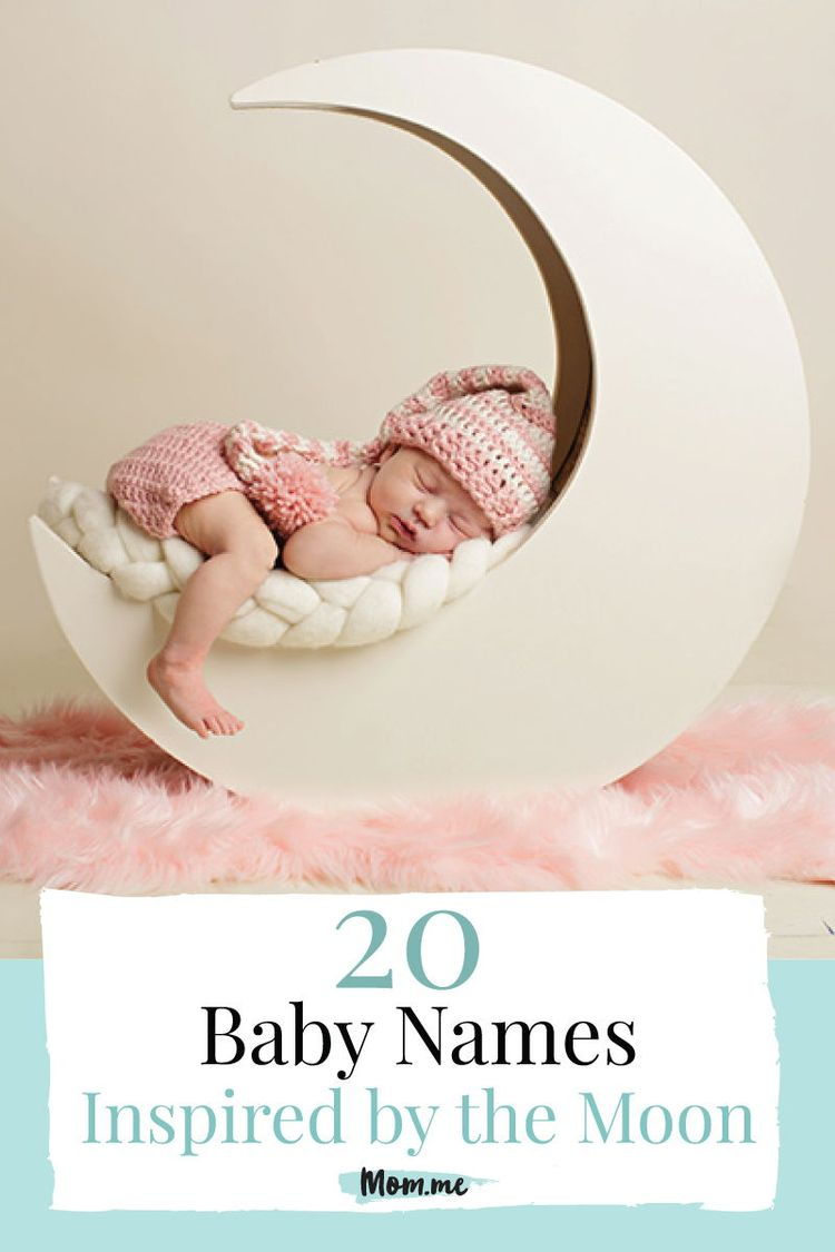 20 Baby Names Inspired by the Moon