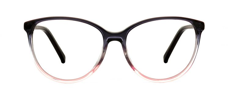 af533bf273e Affordable Fashion Glasses Cat Eye Round Eyeglasses Women Imagine Pink Dust  Front