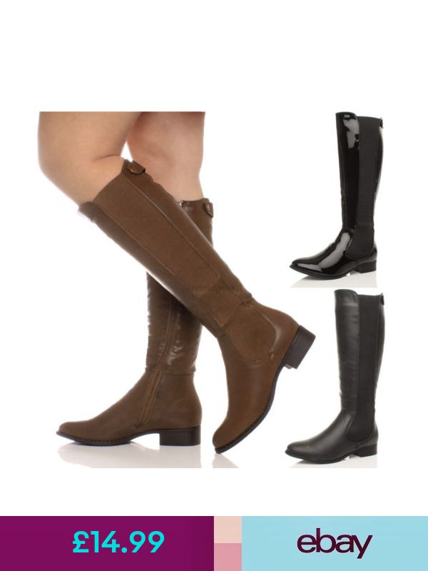 e1acb874c9a Ajvani Fashion Boots  ebay  Clothes