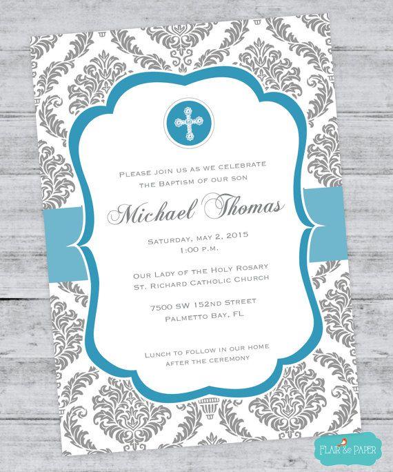 Confirmation Invitation First Communion Invitation Batis