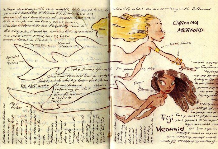 Mermaid Monday: Carolina Mermaid e Fiji Mermaid