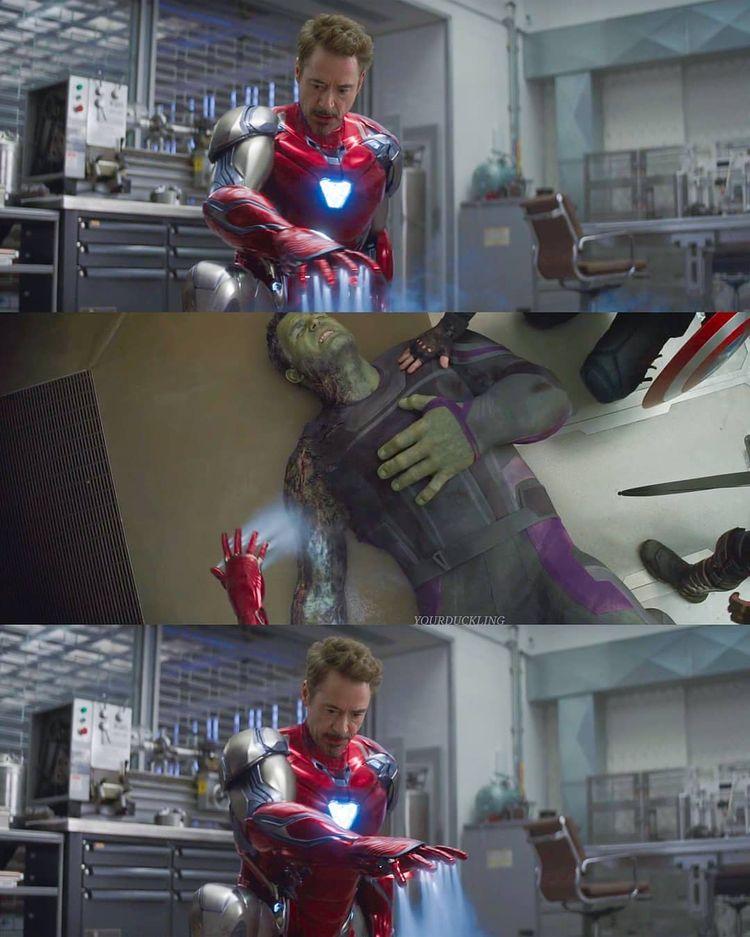 """Iron man on Instagram: """"😎😎😄 #ironman #tonystark #hulk #brucebanner #robertdowneyjr #rdj #markruffalo"""""""