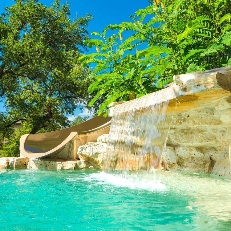 Built By Keith Zars Pools Based In San Antonio Tx