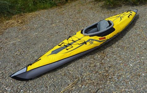 Product Review: The AE1009 Expedition Inflatable Kayak fro