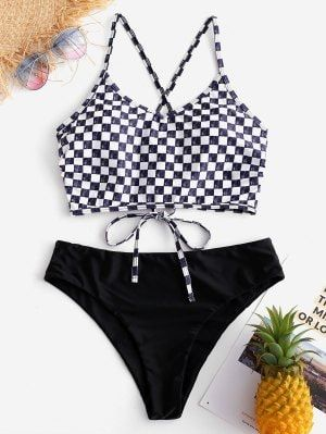 Tankini Swimsuits and Tops   High Neck , Underwire, Cute and Halter Tankinis Online Shopping   ZAFUL
