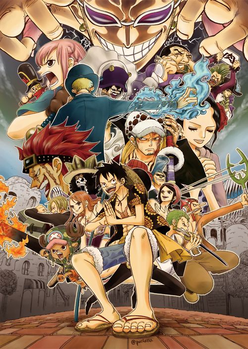 500 One Piece Ideas One Piece One Piece Anime One Piece Manga