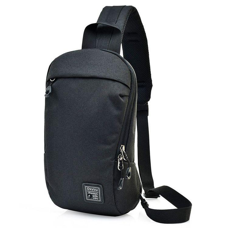 584ee85a61  12.34 - Men Sling Running Bag Crossbody Chest Pack Women Shoulder Hiking  Bags Anti Theft  ebay  Fashion