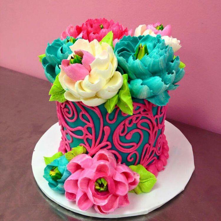 The White Flower Cake Shop