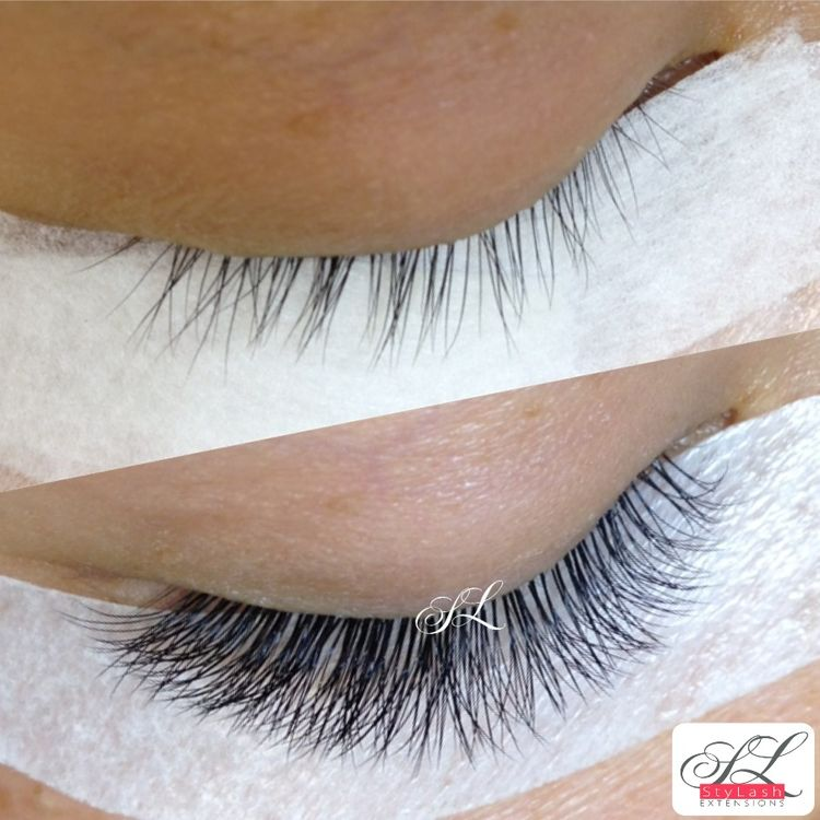 L Curl 2d 007 For Naturally Sparse And Straight Lashes W