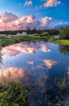 Mono Lake, Eastern Sierras, California