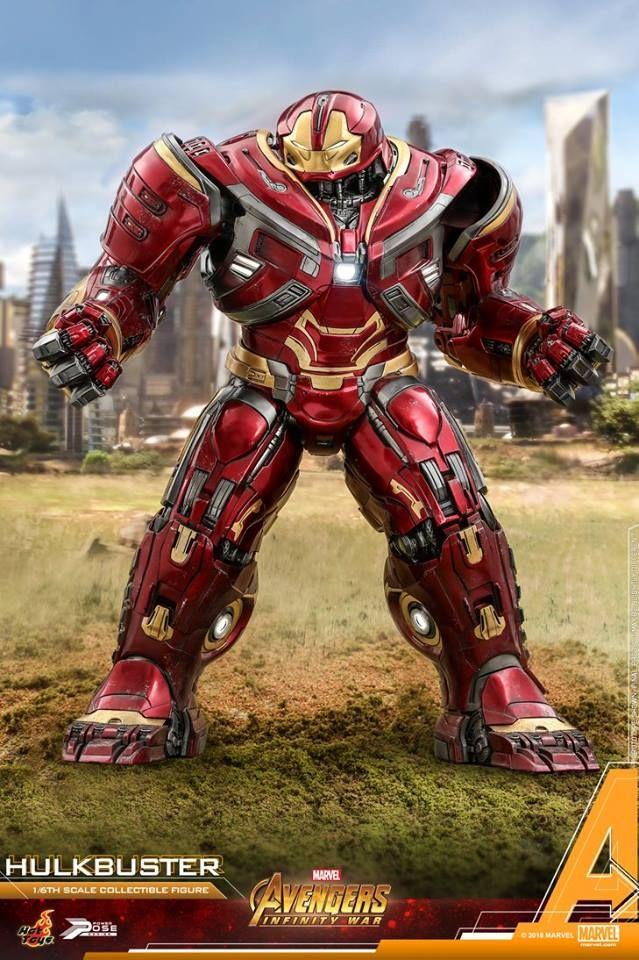Avengers: Infinity War – Hulkbuster 1/6 Scale Power Pose Figure Coming Soon     DisKingdom.com   Disney   Marvel   Star Wars - Merchandise News