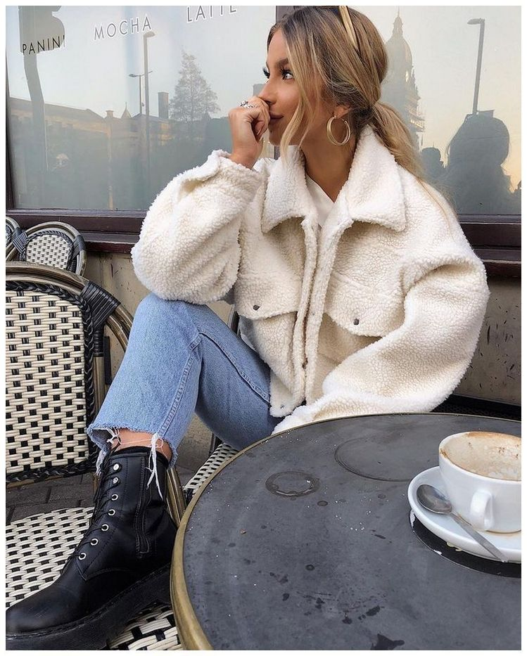 60+ Comfy Winter Brunch Outfits For Girls