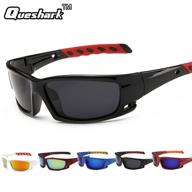 62d47c98cc8 Men Women Windproof Polarized Cycling Glasses Bicycle MTB Bike Goggles  Outdoor Sports Fishing Sunglasses Driving Hiking