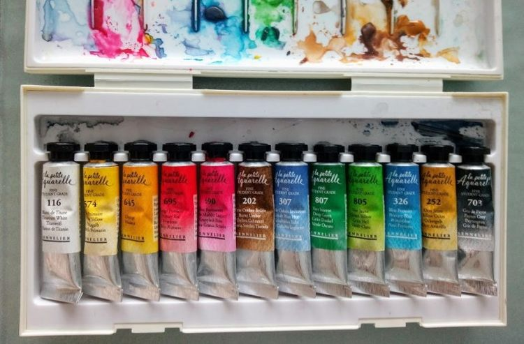Les techniques aquarelles que tout débutant doit connaitre | Peinture Aquarelle Facile