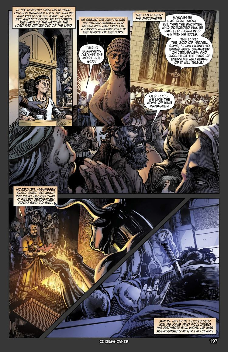 The Kingstone Bible Issue #6 #6 - English 193