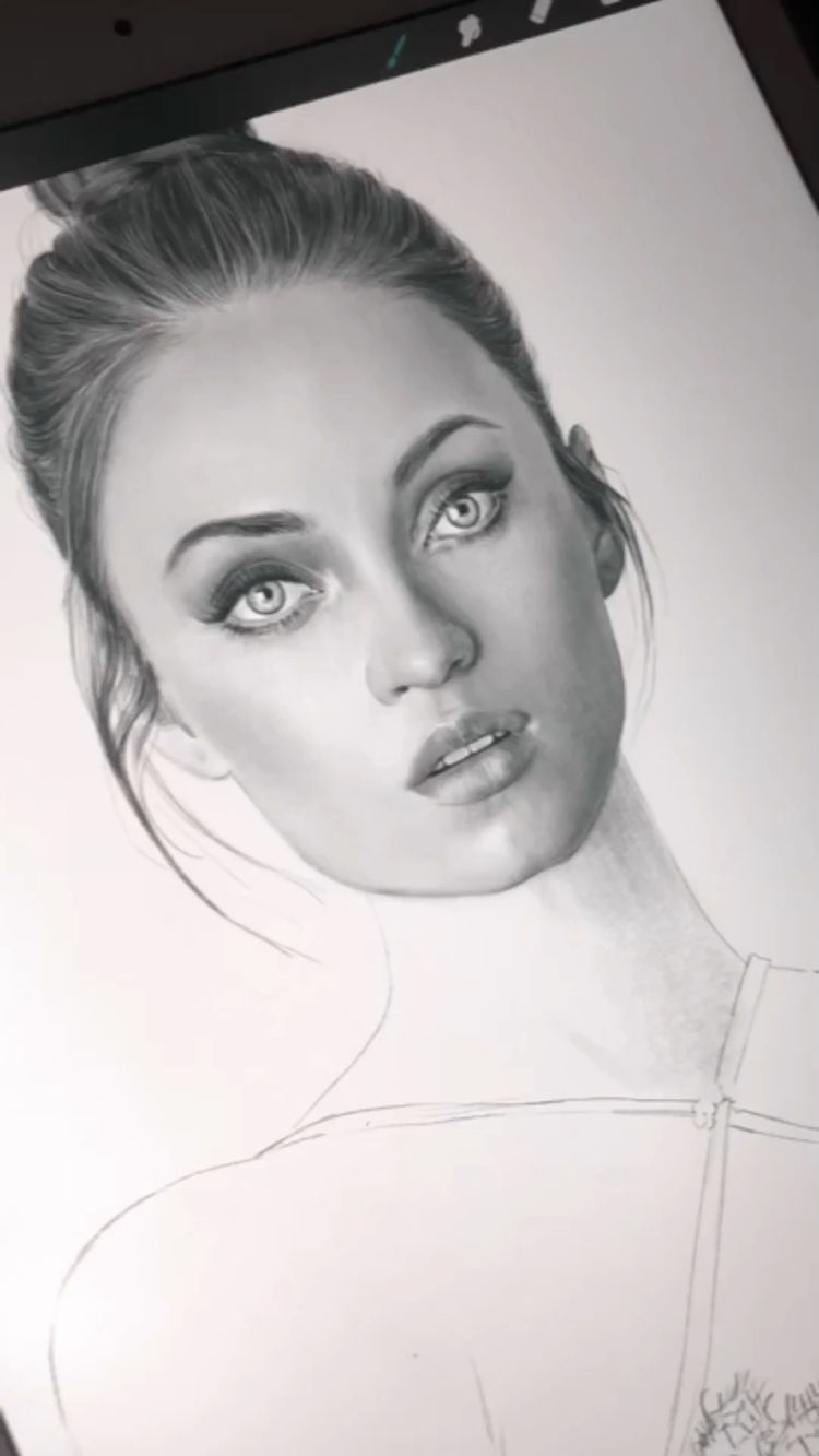 Desenho digital.  Trabalho em andamento body body #drawing