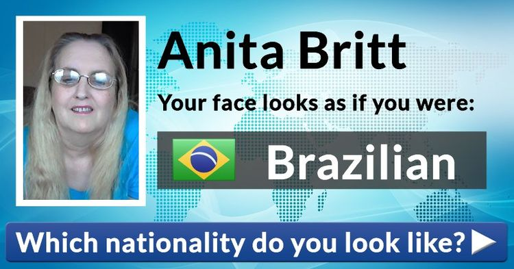 Which Nationality Do You Look Like