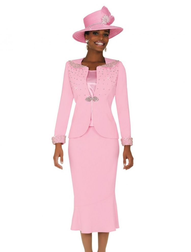 7c92eb5c2c4 Ben Marc Fifth Sunday 52773 Womens 3pc Church Suit
