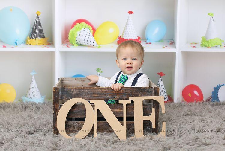 cc2888123 Jessica Stringer Photography    Cake smash newborn mileston