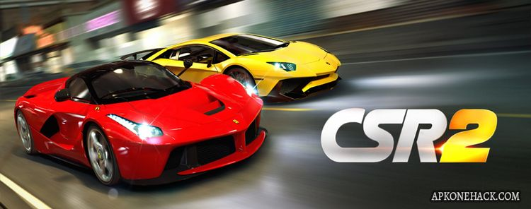CSR Racing 2 is an racing game for android Download latest