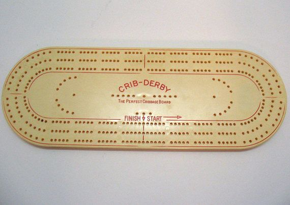 Save Hours Of Time Trying To Draw Your Own Cribbage Board