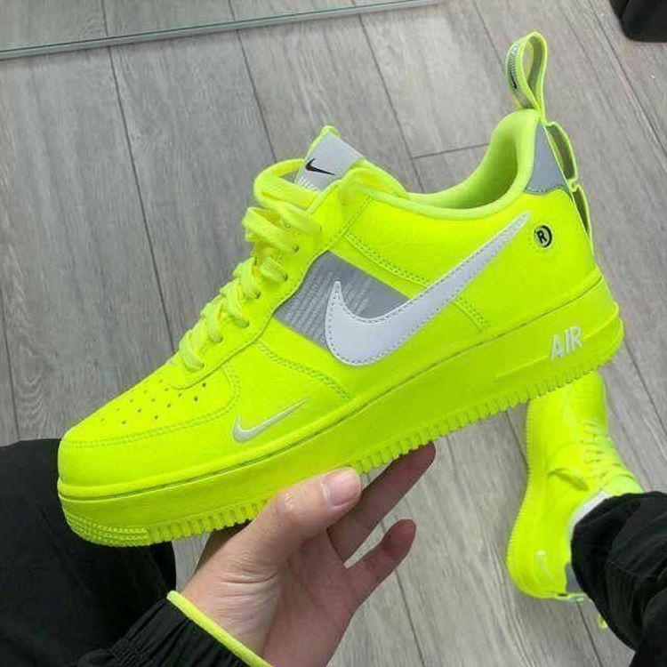 Nike Airforce 1 Lv8 Utility Price: INR 2200.00 & FREE Shipping The Nike Air Force 1 '07 LV8 Utility Men's Shoe adds overt branding to the hoops-inspired performance features of the 1982 original for an irreverent take on an icon. Benefits   Genuine and synthetic leather upper gives a premium look.  Soft midsole houses an Air-Sole unit.  Rubber outsole offers durable traction.  ...