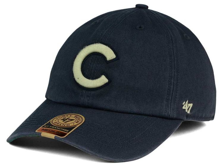 9ca18bf54456a Chicago Cubs  47 MLB Vintage  47 FRANCHISE Cap