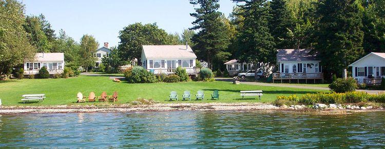 Cottage Rentals Bar Harbor Maine Lakeside Cabin Rentals D