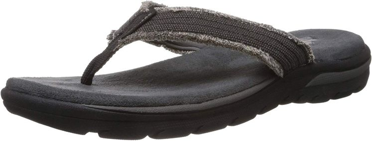 23c493bf0c7 Skechers Men s Supreme Bosnia Flip Flop