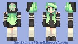 for ambience minecraft skin
