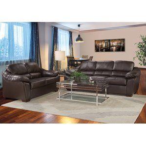 Sensational Serta The Pinery Leather Loveseat By Loon Peak Best Reviews Ibusinesslaw Wood Chair Design Ideas Ibusinesslaworg