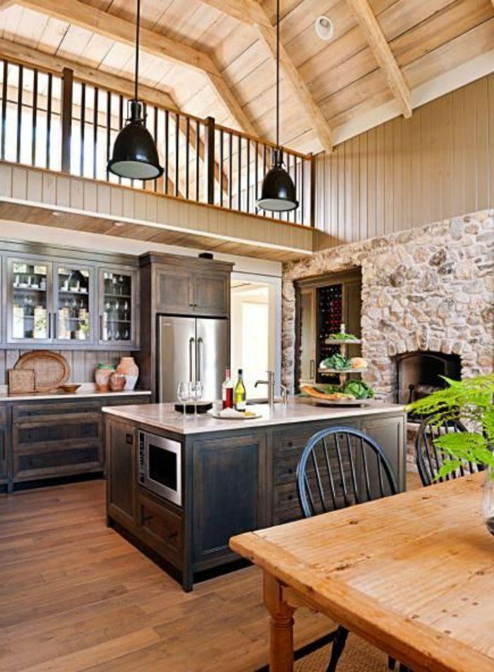 45 idées en photos pour bien choisir un îlot de cuisine.