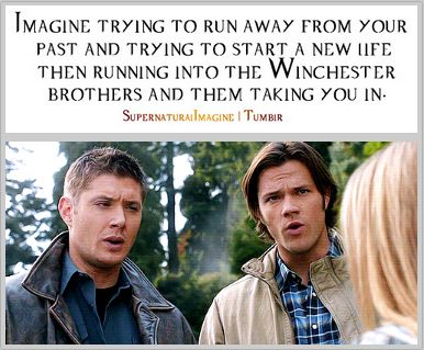 Open rp  Please be Sam and Dean?) I can't really take it