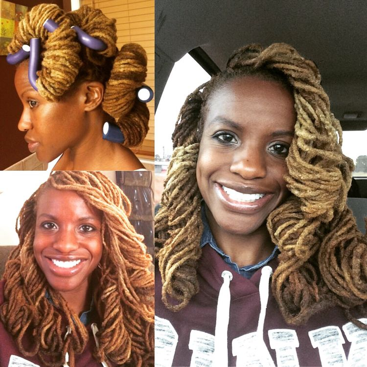 Amazing Dreadlocks For Natural Women Cute Designs On Curly