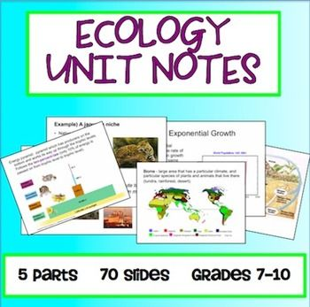 Power And Ecology Nature PowerPoint Presentation Slides Sgreen city