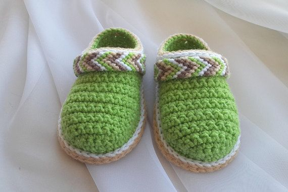 e9bb39197 CROCHET PATTERN Baby Shoes - Crochet Booties - Baby Clogs