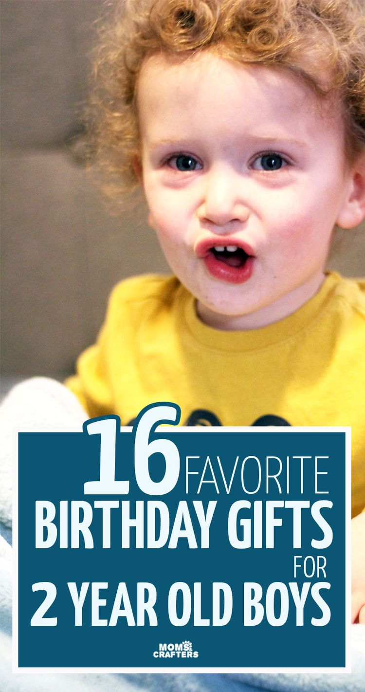 Click To See The Best Birthday Gifts For Two Year Old Boys These Educational Toys And Non Toy Toddlers Are Perfect Christmas Too