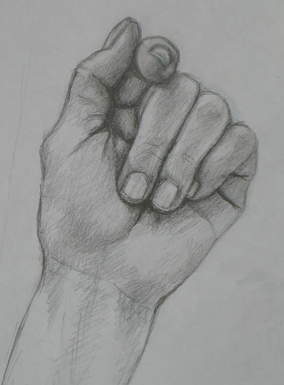 comment dessiner un dessin réaliste à la main.  visite ma chaîne youtube para apprendre plus ...