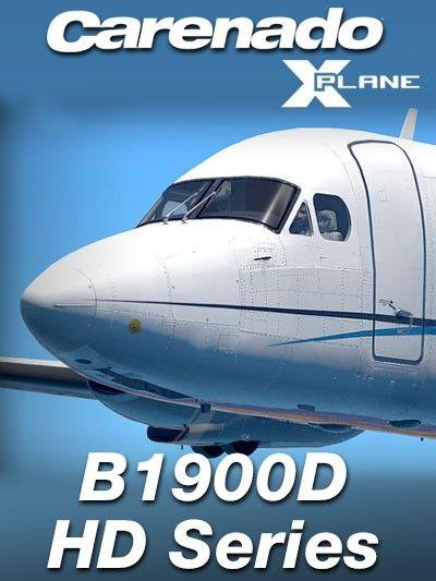 CARENADO : B1900D HD Series XP11 Specia