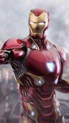 Iron Man, Armor, Avengers Endgame, 4K, HD Mobile and Desktop wallpaper (3840x2160, 1920x1080, 2160x3840, 1080x1920) resolutions.