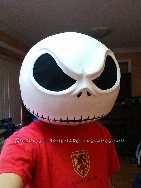 amazing jack skellington nightmare before christmas costume