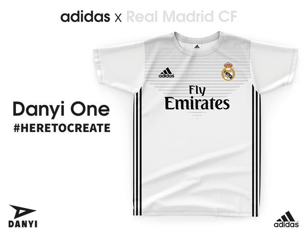 cf06c897d Adidas Danyi One Concept. on Behance