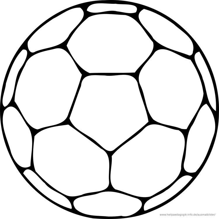 Ausmalbilder Fußball Zum Ausdrucken