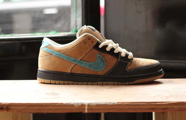huge discount 476be a0063 Back for 2013  Slam City Skates x Nike SB Dunk Low